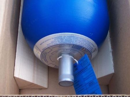 DOSTAWA GRATIS! 01538870 Akumulator hydrauliczny pęcherzowy Hydro Leduc (objętość azotu: 32 l/dm³, maksymalne ciśnienie: 330 bar)