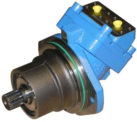 DOSTAWA GRATIS! 01538910 Silnik hydrauliczny wielotłoczkowy osiowy Hydro Leduc (objętość robocza: 32 cm³, maks prędkość ciągła: 6300 min-1 /obr/min)