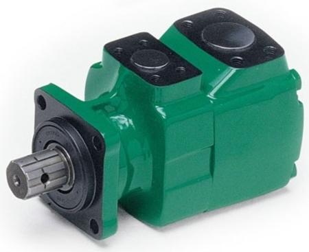 DOSTAWA GRATIS! 01539207 Pompa hydrauliczna łopatkowa B&C (objętość geometryczna: 91,2 cm³, maksymalna prędkość obrotowa: 2500 min-1 /obr/min)