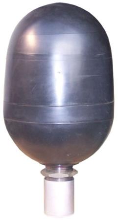 DOSTAWA GRATIS! 01539376 Pęcherz akumulatora hydraulicznego Hydro Leduc 50 litrów