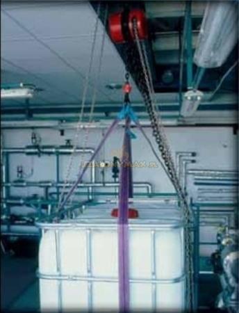 DOSTAWA GRATIS! 2202692 Wciągnik łańcuchowy z przekładnią planetarną Z100/0.5t (wysokość podnoszenia: 5m, udźwig: 0,5 T)