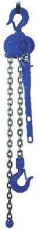 DOSTAWA GRATIS! 2209144 Wciągnik dźwigniowy, rukcug z łańcuchem ogniwowym RZC/5.0t (wysokość podnoszenia: 5,5m, udźwig: 5 T)
