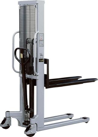 DOSTAWA GRATIS! 31046310 Wózek podnośnikowy ręczny (maszt pojedyńczy, udźwig: 1000 kg)