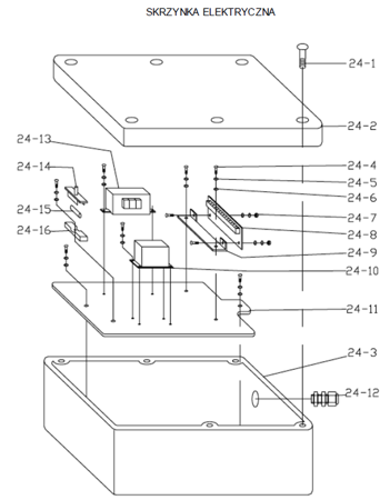 DOSTAWA GRATIS! 3109771 Stół podnośny elektryczny (wymiary platformy: 640x1580mm, udźwig: 1000 kg, wysokość podnoszenia min/max: 240-1300 mm)