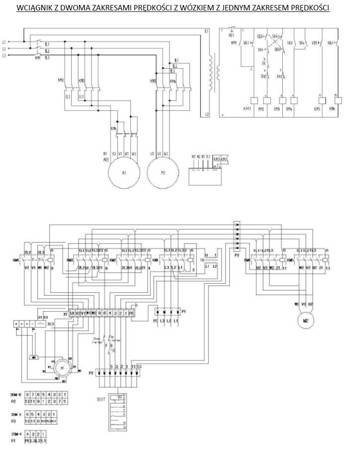 DOSTAWA GRATIS! 33948813 Wciągnik łańcuchowy elektryczny ELL 1 (udźwig: 1 T, wysokość podnoszenia: 3 m)
