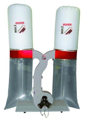 DOSTAWA GRATIS! 44349892 Odciąg do trocin Holzmann 400V (wydajność: 3880 m3/h, moc: 1,7/2,6 kW)