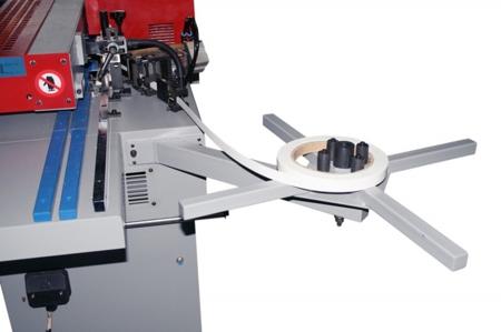 DOSTAWA GRATIS! 44349981 Okleiniarka Holzmann (zakres grubości obrabianego elementu: 10 - 45 mm, wymiary stołu: 2050 x 800 mm)
