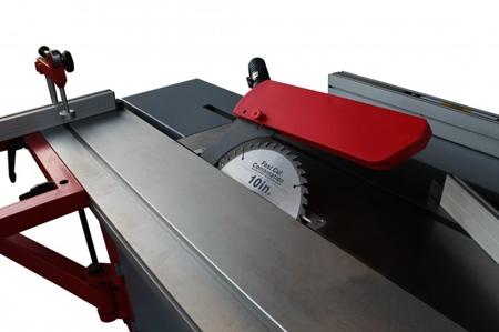 DOSTAWA GRATIS! 44350023 Tarczówka stolarska Holzmann 400V (max. średnica tarczy: 250 mm, wymiary blatu:  350x760 mm)