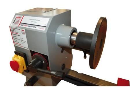 DOSTAWA GRATIS! 44350036 Tokarka Holzmann 400V (max długość obrabianego elementu: 1100 mm)