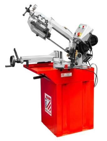 DOSTAWA GRATIS! 44350088 Piła taśmowa do cięcia metalu Holzmann 400V (wymiary taśmy: 2080x20x0,9mm, moc: 1050 W)