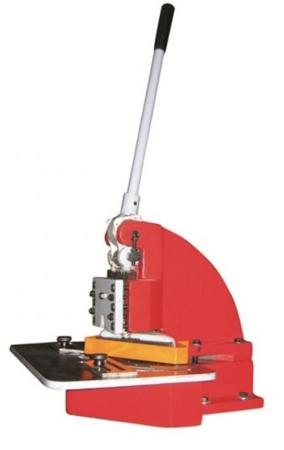 DOSTAWA GRATIS! 44350123 Narożna wykrawarka Holzmann (siła wykrawania: 4000 kg, max. długość wykrawania: 152x152 mm)