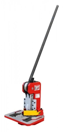DOSTAWA GRATIS! 44350135 Wykrawarka Holzmann (max. grubość: 3 mm, max. wymiar wykrawania: 100x100 mm)