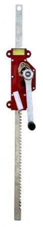 Dźwignik zębatkowy przyścienny (udźwig: 3,0 T) 03033190