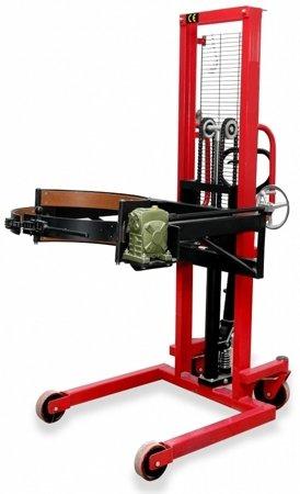 LIFERAIDA Wózek podnośnikowy ręczny do beczek (udźwig: 400 kg) 03010019