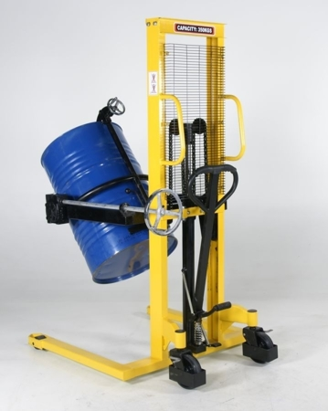 SWARK Wózek podnośnikowy ręczny do beczek GermanTech (udźwig: 350 kg) 99724853
