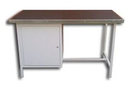Stół warsztatowy, 1 szafka (wymiary: 1500x750x900 mm) 77156889