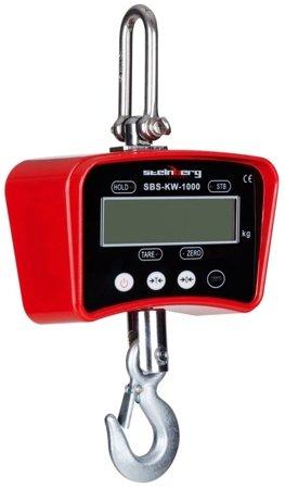Waga hakowa Steinberg Systems LCD (udźwig: 1T) 45643501