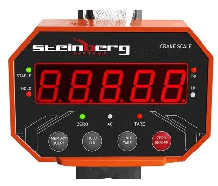 Waga hakowa Steinberg Systems LED (udźwig: 3T) 45643497